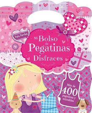 MI BOLSO DE PEGATINAS - DISFRACES