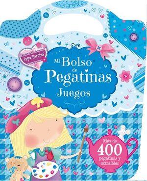 MI BOLSO DE PEGATINAS - JUEGOS