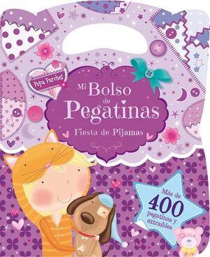 MI BOLSO DE PEGATINAS - FIESTA DE PIJAMAS