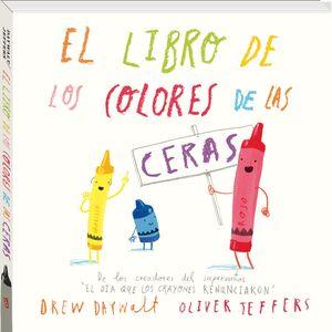 El libro de los colores de las ceras