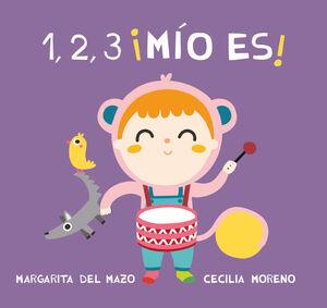 1, 2, 3 ¡mio es!