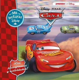 CARS:MIS LECTURAS DISNEY.(APRENDO CON DISNEY)