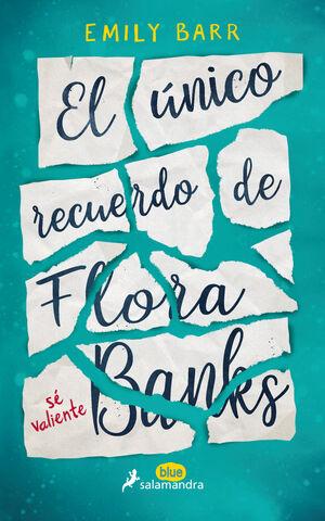 El único recuerdo de Flora Banks