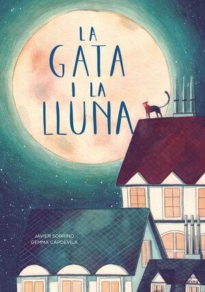 La gata i la lluna