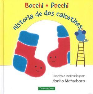 BOCCHI+POCCHI HISTORIA DE DOS CALCETINES