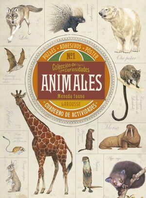 Colección de curiosidades. Animales