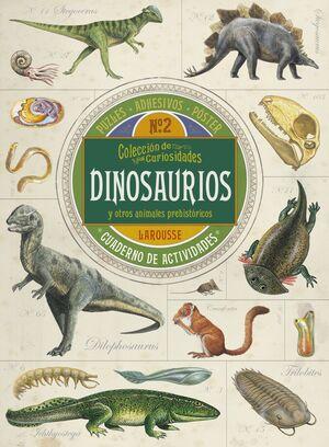 Colección de curiosidades. Dinosaurios