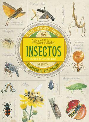Colección de curiosidades. Insectos