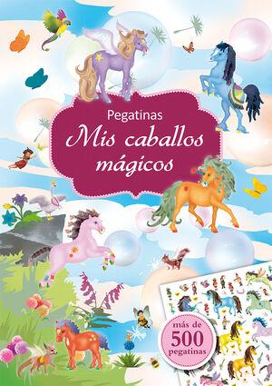 MIS CABALLOS MAGICOS- PEGATINAS