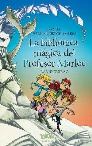 BIBLIOTECA MAGICA DEL PROFESOR MARLOC,LA