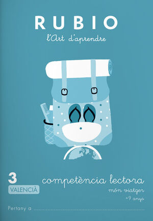 Competència lectora 3. Món viatger (valencià)
