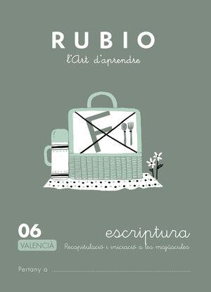 Escriptura RUBIO 06 (valencià)