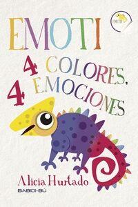 EMOTI: 4 COLORES, 4 EMOCIONES