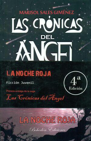 Las crónicas del ángel. La noche roja