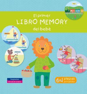 Mi primer libro memory del bebé