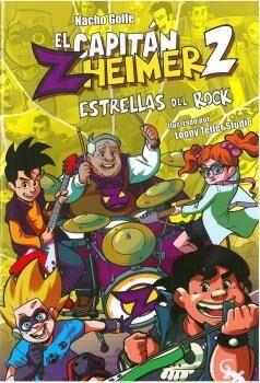 ESTRELLAS DEL ROCK. 2/EL CAPITAN ZHEIMER