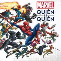 Marvel. Quién es quién