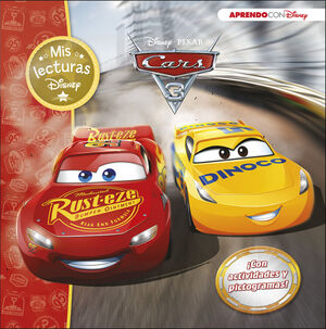 MIS LECTURAS.(CARS 3)