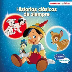 HISTORIAS CLASICAS DE SIEMPRE:TE CUENTO, ME CUENTA