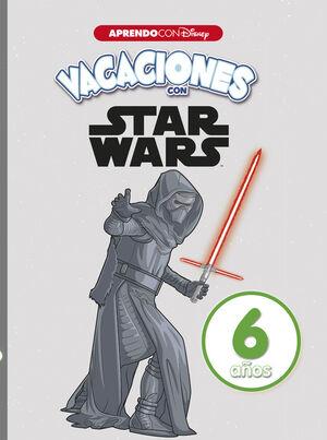Vacaciones con Star Wars. 6 años (Aprendo con Disney)