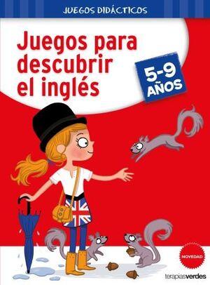 Juegos para descubrir el inglés