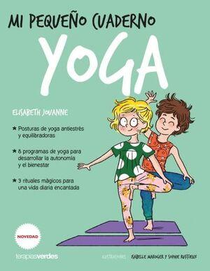 Mi pequeño cuaderno. Yoga