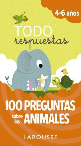 Todo respuestas. 100 preguntas sobre los animales