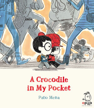 A COCODRILE IN THE POCKET