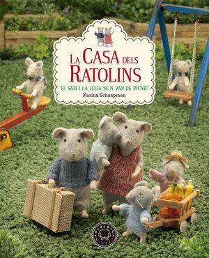 La casa dels ratolins. El Sam i la Júlia se'n van de pícnic