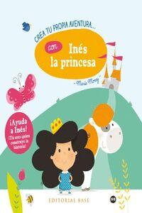Crea tu propia aventura con Inés la princesa