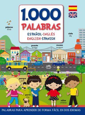 1000 PALABRAS. ESPAÑOL-INGLÉS