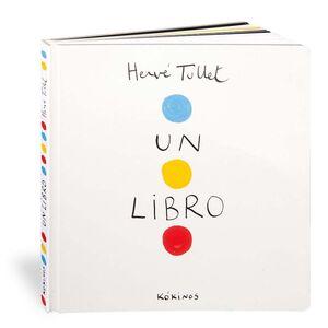 Un libro cartoné