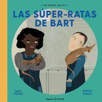 LAS SUPER-RATAS DE BART