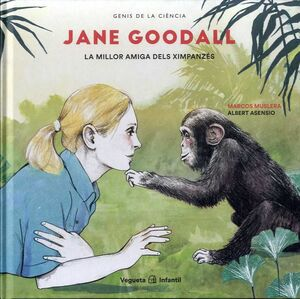 JANE GOODALL - CATALA