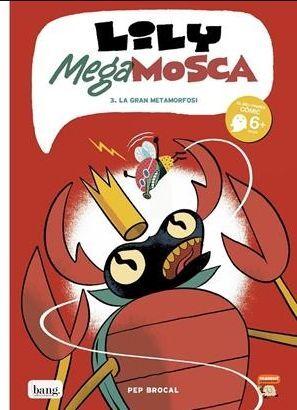 LILY MEGAMOSCA, TOMO 3