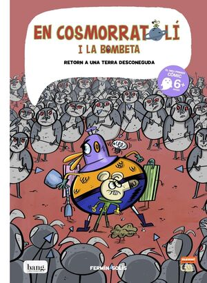 COSMORRATOLI I LA BOMBETA 5 - CAT