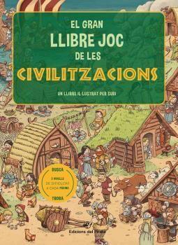 EL GRAN LLIBRE JOC DE LES CIVILITZACIONS