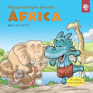 Pascual el dragón descubre África