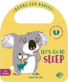 Books for Babies - Let's Go to Sleep