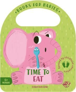 Books for Babies - Time to Eat