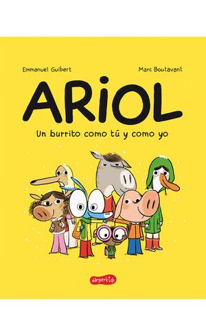Ariol. Un burrito como t� y como yo