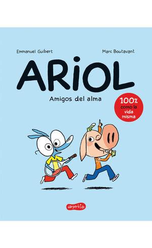 Ariol. Amigos del alma