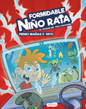 FORMIDABLE NIÑO RATA 1 EL ATAQUE DEL TRO