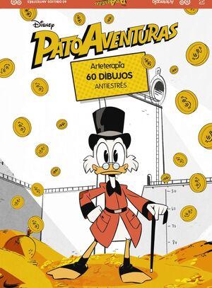 Bloc Colorear Duck Tales