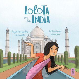 LOLOTA EN LA INDIA