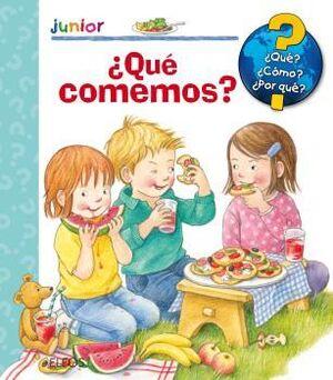 ¿Qué? Junior. ¿Qué comemos?