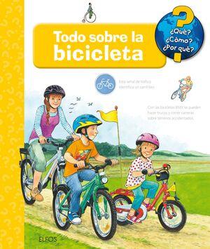 Todo sobre la bicicleta