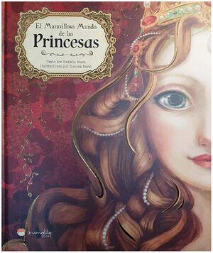El maravillosos mundo de las Princesas