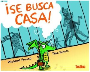 ES BUSCA CASA (cat)