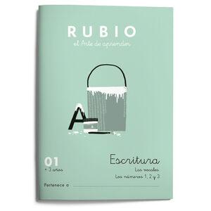 Escritura RUBIO 01 +3